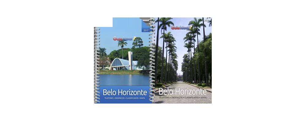 Capas Guia Ideal Belo Horizonte