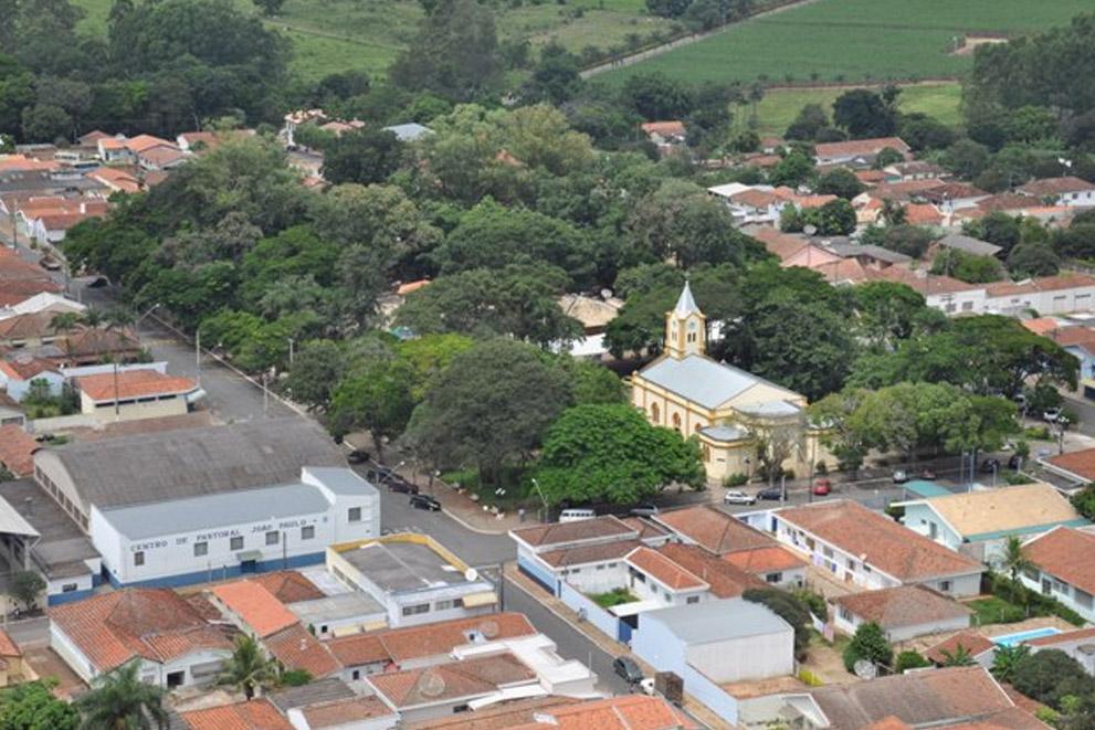 Imagem Aérea - Ipeúna