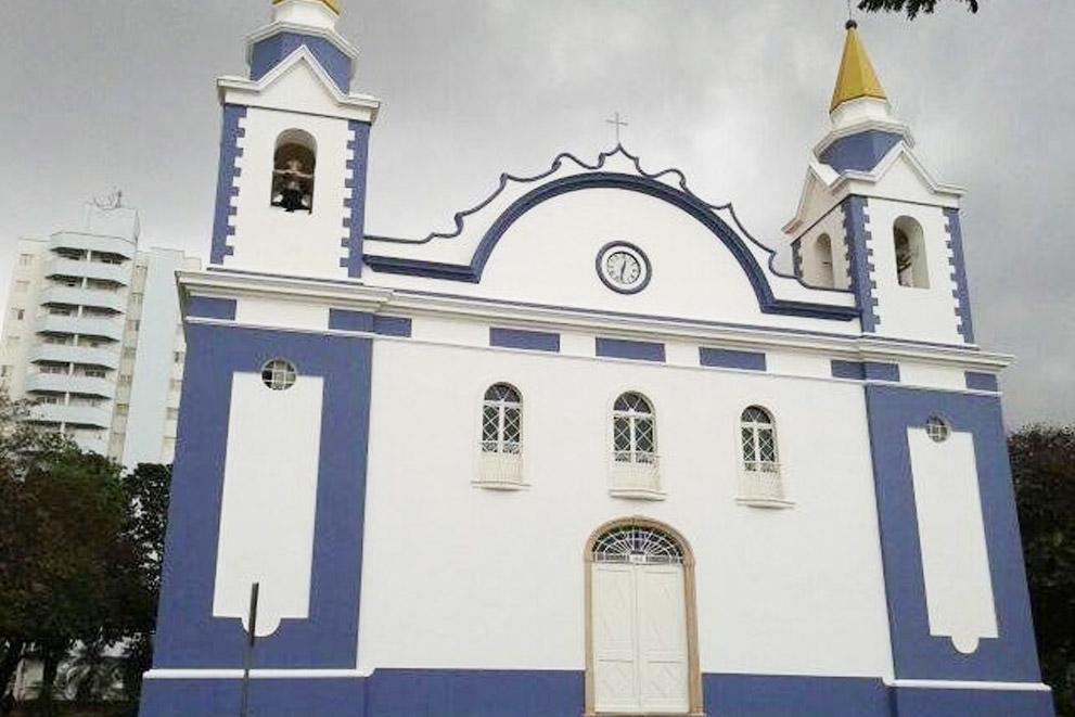 Igreja Nossa Senhora da Boa Morte e Assumpção