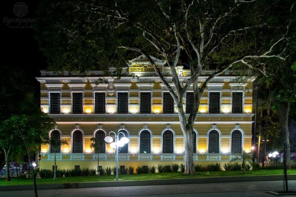 Praça Coronel Flamínio Ferreira de Camargo