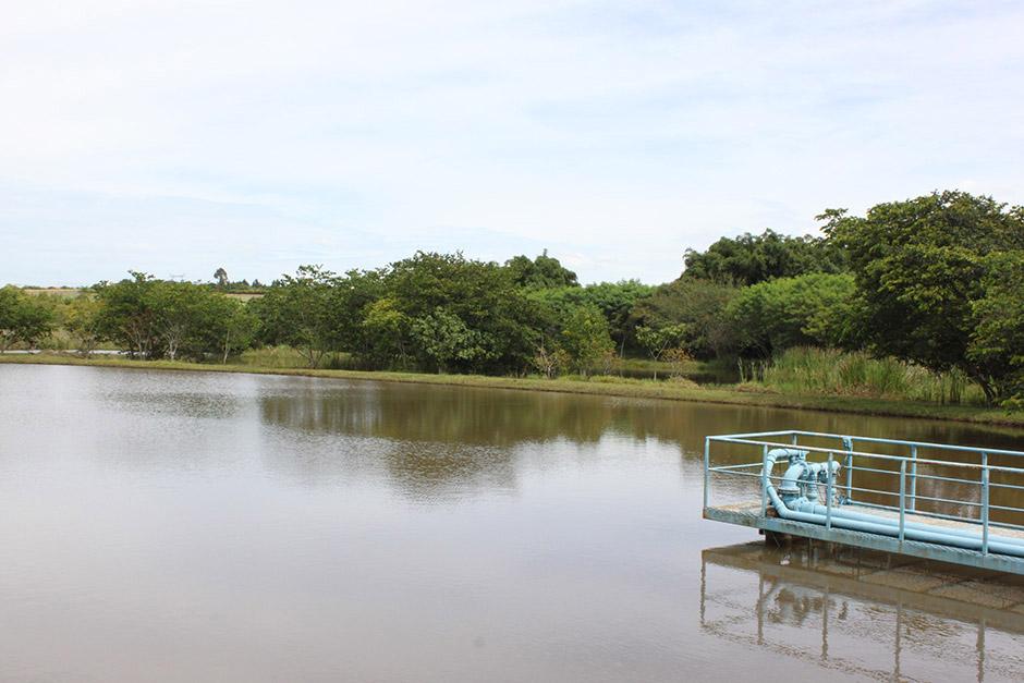Estação de Tratamento de Água Luiz Delfini