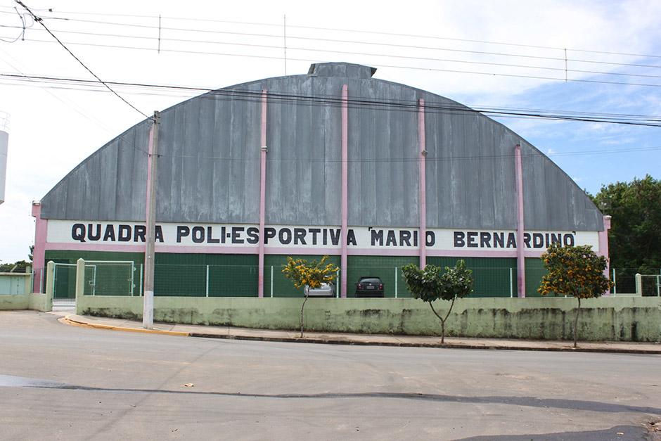 Quadra Poliesportiva Mário Bernardino